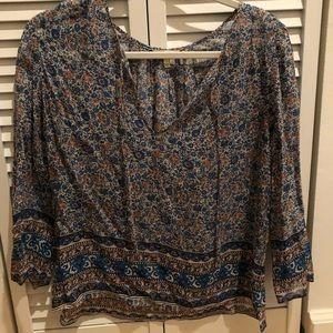 Joie floral shirt